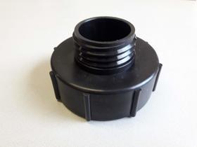 IBC redukce (adaptér) DN80mm - DN50 hrubý závit