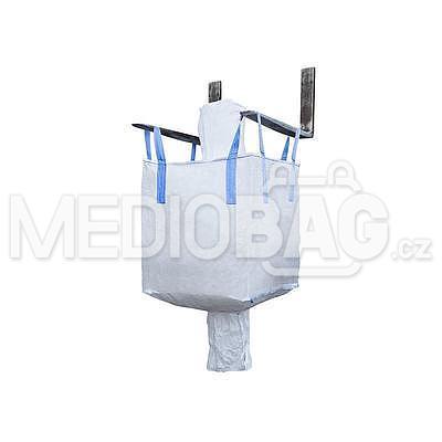 Big bag nový: 075x95x75cm N/V vnitřní vložka - balení 100ks (á 80Kč), 100ks