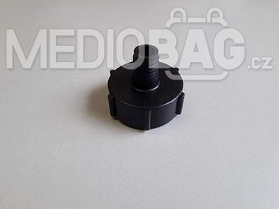 "Redukce na IBC nádrž (adaptér)  DN50mm - nástavec na hadici 3/4"""