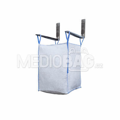 Big bag nový: 145x112x112cm OV/RD 1000kg U-panel