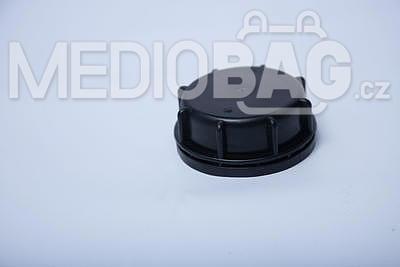 Spodní šroubovací uzávěr - víčko DN50 - hrubý závit S60x6 na IBC nádrž - kontejner - 1