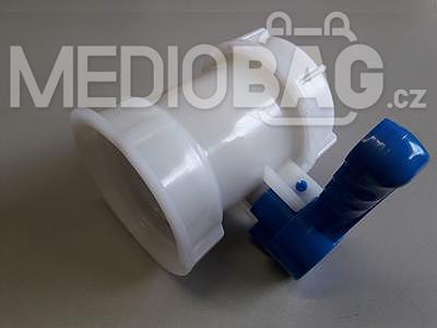 Výpustný kohout DN80mm (100mm) pro IBC nádrž - kontejner