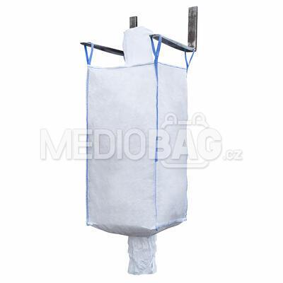 Big bag nový: 210x90x90cm N/V PE vložka - 1250kg