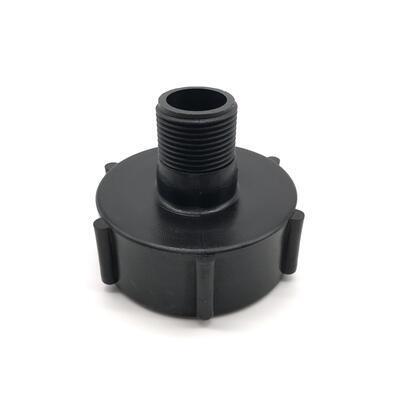 """Redukce (adaptér) na IBC nádrž DN50 - vnější závit jemný 3/4"""" - 1"""