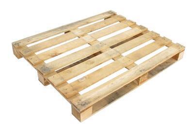 Dřevěná paleta 100 x 100 cm (1000 x 1000 mm) - 1