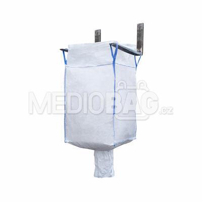 Big bag použitý 130x90x90cm Z/V + vložka, od 1ks