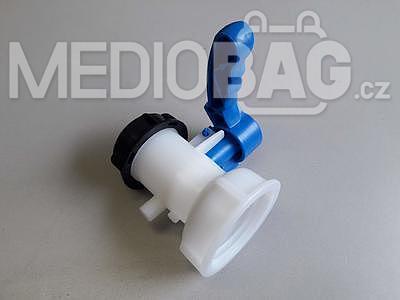 Výpustný kohout DN50mm(62mm) pro IBC kontejner