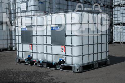 Profi propojení na 2 IBC nádrže (DN50) - propojovací sada - 2