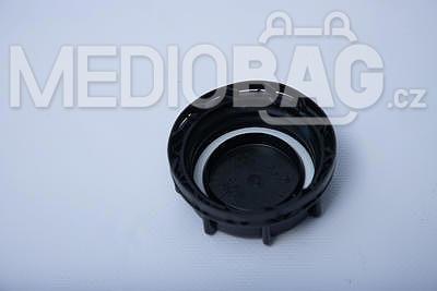 Spodní šroubovací uzávěr - víčko DN50 - hrubý závit S60x6 na IBC nádrž - kontejner - 2