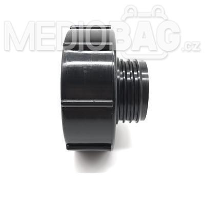 Redukce (adaptér) na IBC nádrž DN80 - DN50 hrubý závit (S60x6) - 4