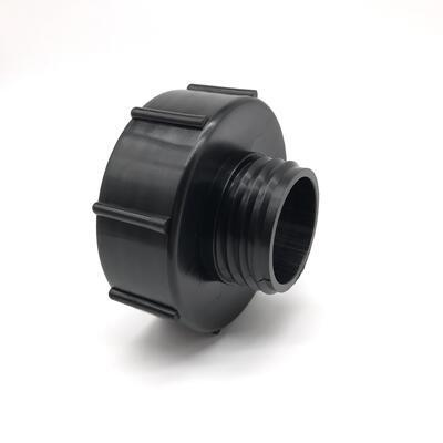 Redukce na IBC nádrž DN80 - DN50 hrubý závit (S60x6) - 4