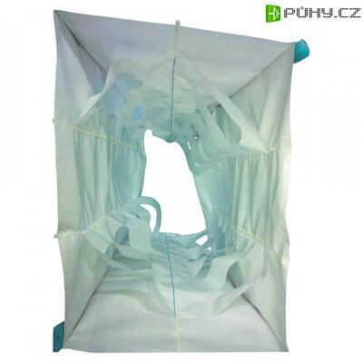 Big bag nový: 224x109x109cm N/V  Q-Bag (4-panel) 1500kg - 4