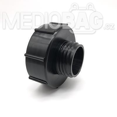 Redukce (adaptér) na IBC nádrž DN80 - DN50 hrubý závit (S60x6) - 5
