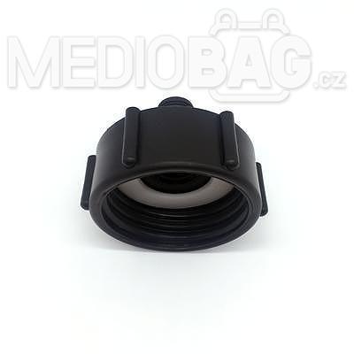 """Redukce (adaptér) na IBC nádrž DN50 - vnější závit jemný 1/2"""" - 5"""